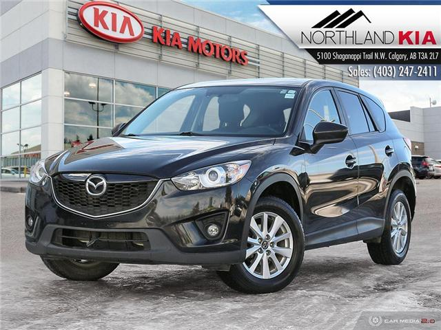 2013 Mazda CX-5 GS (Stk: 9SR0586A) in Calgary - Image 1 of 27