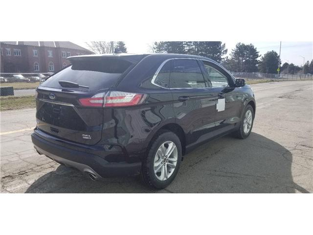 2019 Ford Edge SEL (Stk: 19ED0156) in Unionville - Image 7 of 17