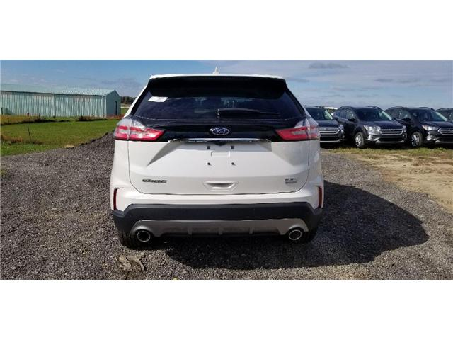 2019 Ford Edge SEL (Stk: 19ED0233) in Unionville - Image 7 of 14