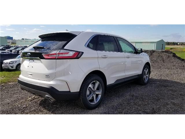 2019 Ford Edge SEL (Stk: 19ED0233) in Unionville - Image 8 of 14