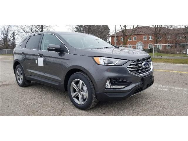 2019 Ford Edge SEL (Stk: 19ED0242) in Unionville - Image 1 of 13