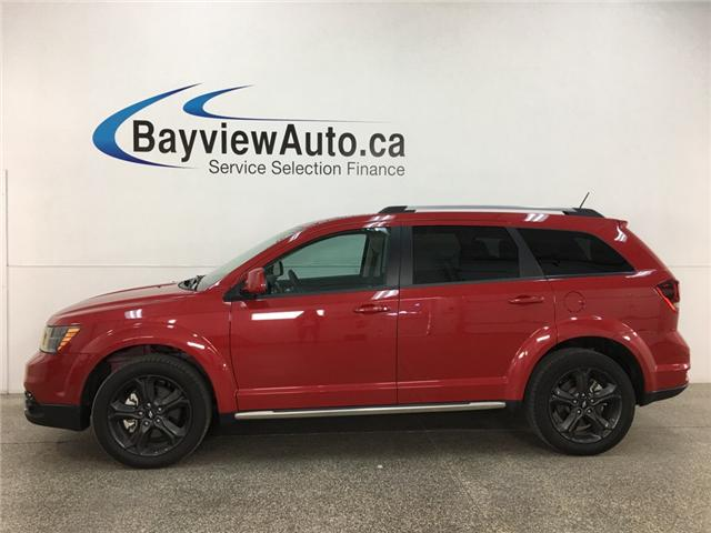 2018 Dodge Journey Crossroad (Stk: 35066W) in Belleville - Image 1 of 30