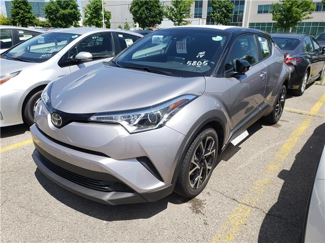 2019 Toyota C-HR XLE Premium Package (Stk: 9-1061) in Etobicoke - Image 1 of 15