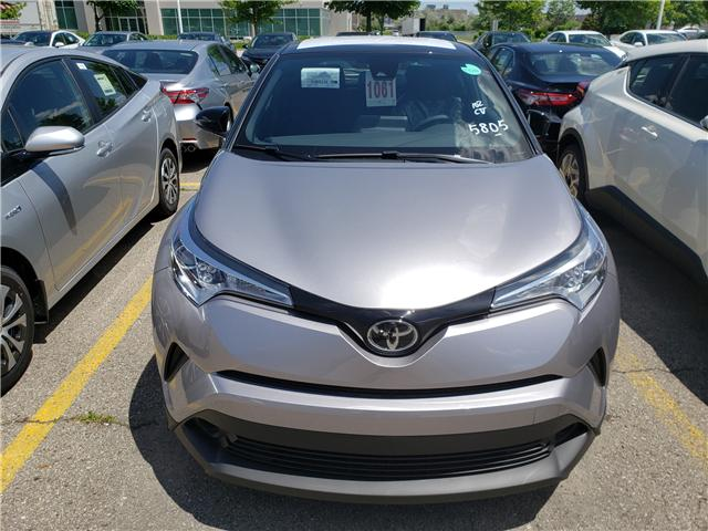 2019 Toyota C-HR XLE Premium Package (Stk: 9-1061) in Etobicoke - Image 2 of 15