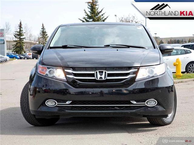 2015 Honda Odyssey Touring (Stk: 0TL3517A) in Calgary - Image 2 of 27