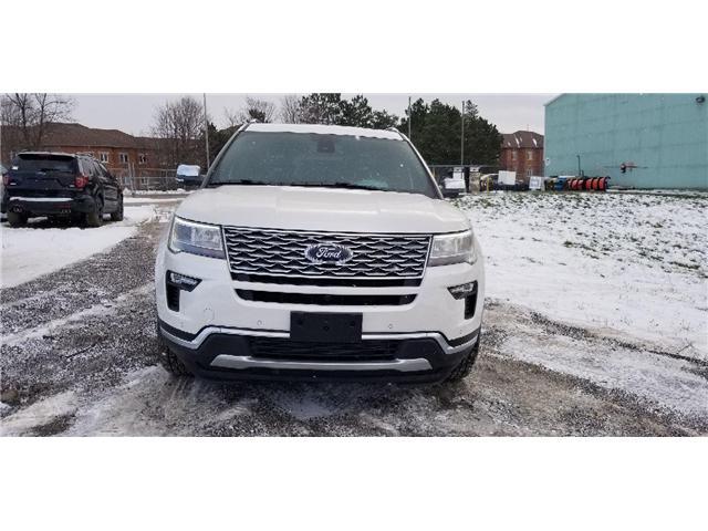 2019 Ford Explorer Platinum (Stk: 19ER0278) in Unionville - Image 2 of 13