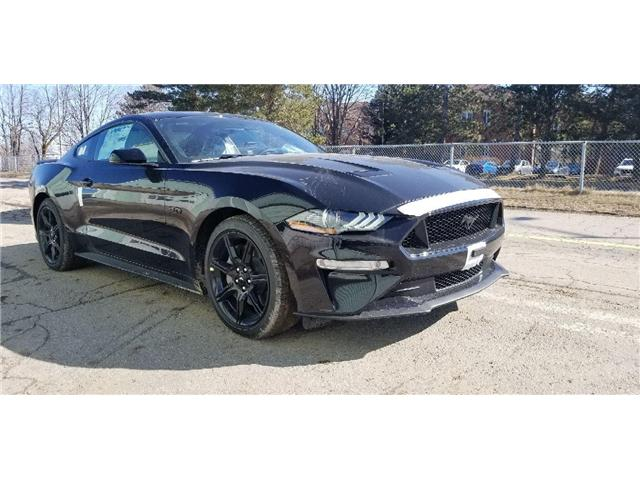 2019 Ford Mustang GT Premium (Stk: 19MU0968) in Unionville - Image 1 of 15