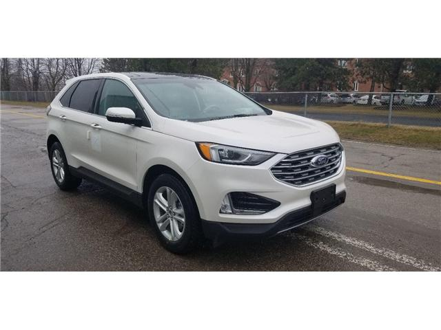 2019 Ford Edge SEL (Stk: 19ED1111) in Unionville - Image 1 of 17