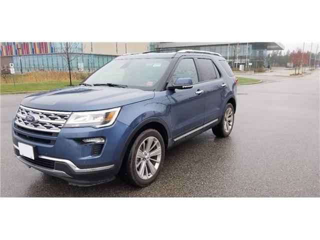 2019 Ford Explorer Limited (Stk: P8592) in Unionville - Image 3 of 10