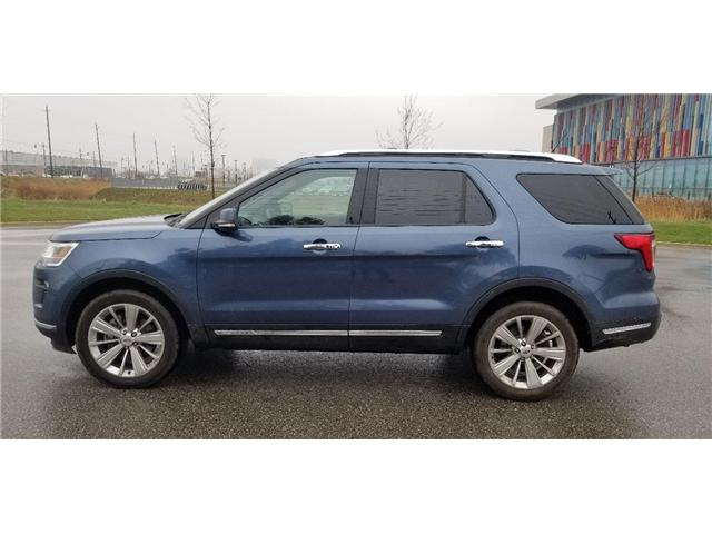 2019 Ford Explorer Limited (Stk: P8592) in Unionville - Image 4 of 10