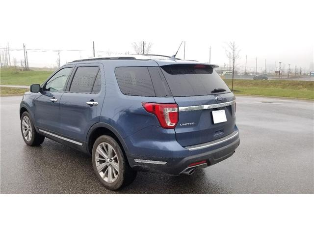 2019 Ford Explorer Limited (Stk: P8592) in Unionville - Image 5 of 10
