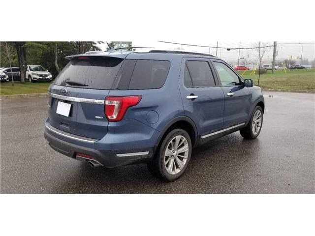 2019 Ford Explorer Limited (Stk: P8592) in Unionville - Image 7 of 10