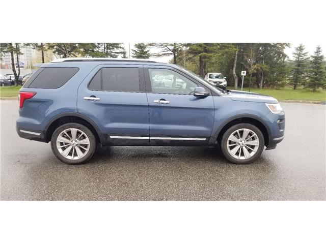 2019 Ford Explorer Limited (Stk: P8592) in Unionville - Image 8 of 10