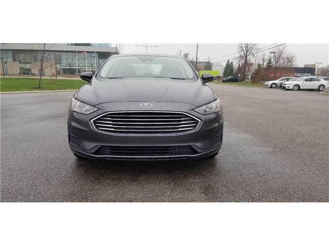 2019 Ford Fusion Hybrid SE (Stk: P8594) in Unionville - Image 2 of 20