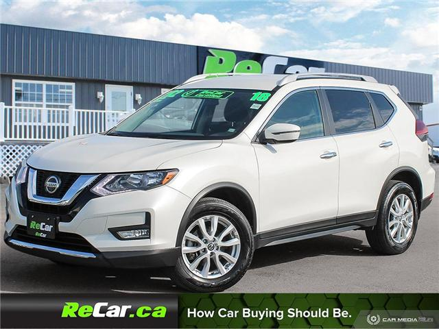2018 Nissan Rogue SV (Stk: 190695A) in Saint John - Image 1 of 21