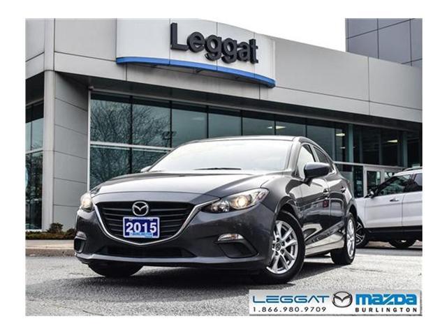 2015 Mazda Mazda3 Sport GS (Stk: 1868) in Burlington - Image 1 of 21