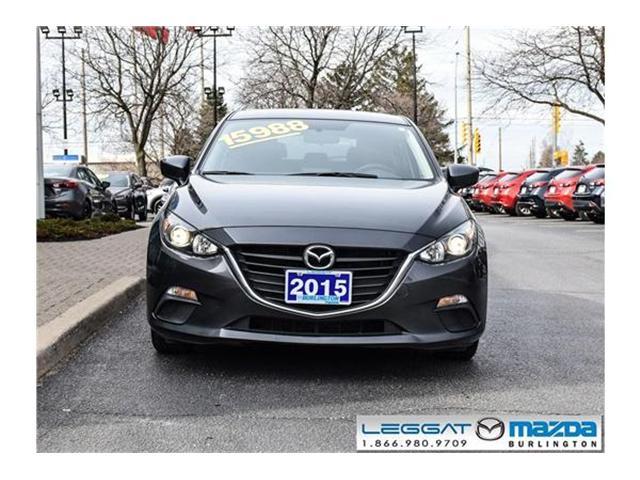 2015 Mazda Mazda3 Sport GS (Stk: 1868) in Burlington - Image 2 of 21