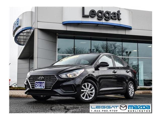 2018 Hyundai Accent  (Stk: 1874) in Burlington - Image 1 of 21