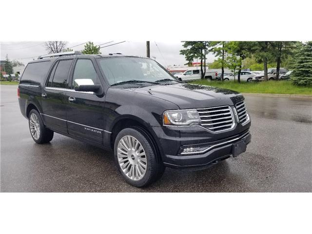2016 Lincoln Navigator L Reserve (Stk: P8671) in Unionville - Image 1 of 9