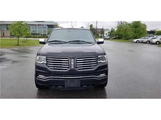 2016 Lincoln Navigator L Reserve (Stk: P8671) in Unionville - Image 2 of 9