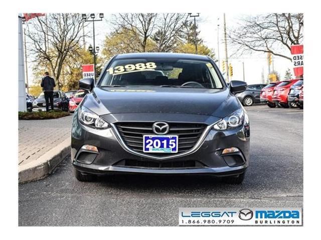 2015 Mazda Mazda3 Sport GX (Stk: 1883) in Burlington - Image 2 of 20