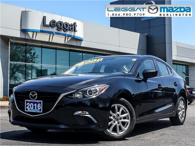 2016 Mazda Mazda3 GS (Stk: 1884) in Burlington - Image 1 of 26