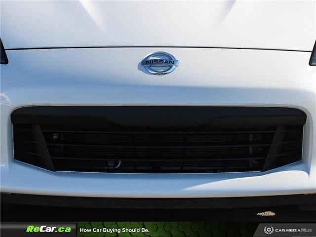 2019 Nissan 370Z Base (Stk: 190688A) in Saint John - Image 7 of 21