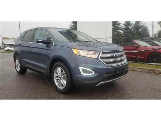 2018 Ford Edge SEL (Stk: P8406) in Unionville - Image 1 of 22