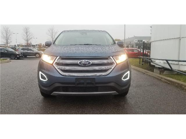 2018 Ford Edge SEL (Stk: P8406) in Unionville - Image 2 of 22