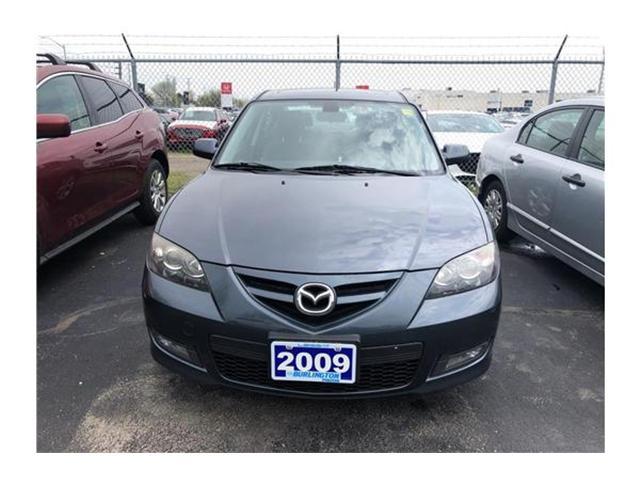 2009 Mazda Mazda3  (Stk: 196468A) in Burlington - Image 2 of 4