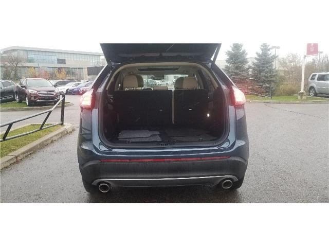 2018 Ford Edge SEL (Stk: P8406) in Unionville - Image 9 of 22