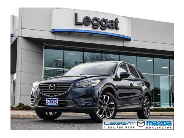2016 Mazda CX-5 GT (Stk: 1888) in Burlington - Image 1 of 22