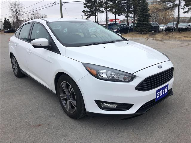 2016 Ford Focus SE (Stk: P8573) in Unionville - Image 1 of 19