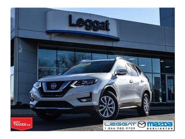 2018 Nissan Rogue  (Stk: 1816) in Burlington - Image 1 of 22