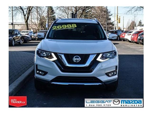 2018 Nissan Rogue  (Stk: 1816) in Burlington - Image 2 of 22