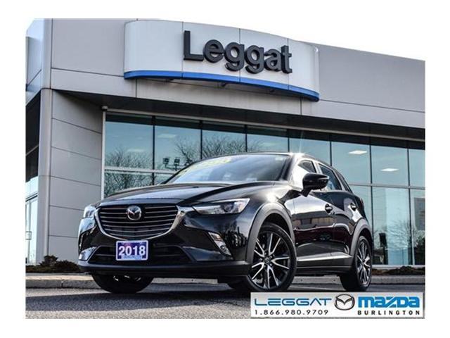2018 Mazda CX-3 GT (Stk: 1825) in Burlington - Image 1 of 24