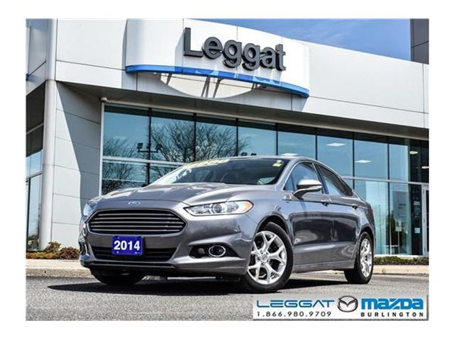 2014 Ford Fusion SE (Stk: 194202A) in Burlington - Image 1 of 24