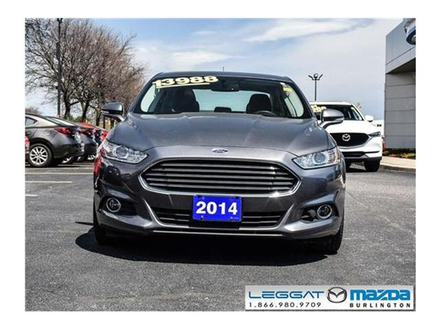 2014 Ford Fusion SE (Stk: 194202A) in Burlington - Image 2 of 24