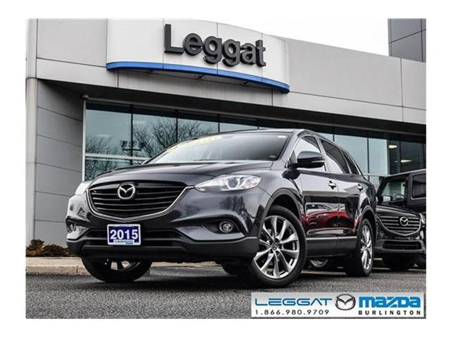 2015 Mazda CX-9 GT (Stk: 1857) in Burlington - Image 1 of 23