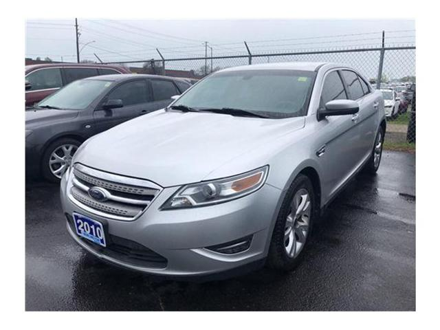 2010 Ford Taurus SEL (Stk: 190740A) in Burlington - Image 1 of 4