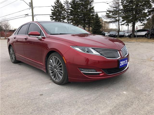 2013 Lincoln MKZ Base (Stk: P8567) in Unionville - Image 1 of 17