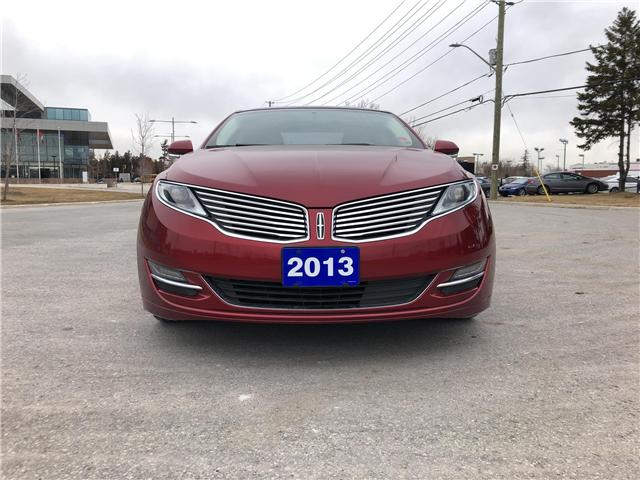 2013 Lincoln MKZ Base (Stk: P8567) in Unionville - Image 2 of 17