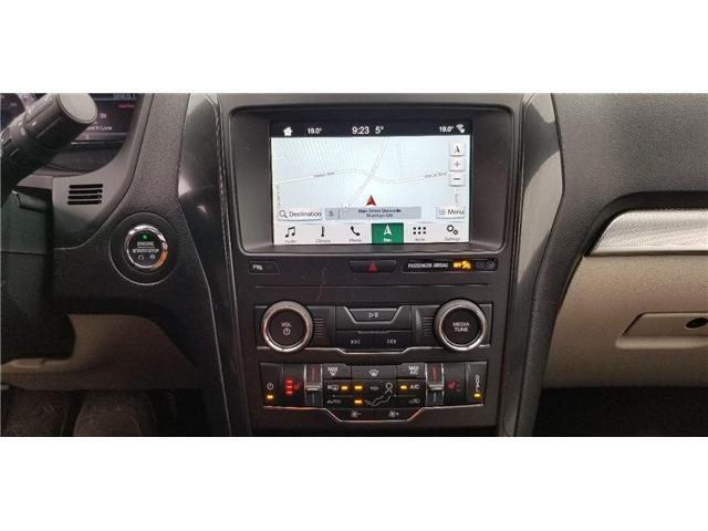2019 Ford Explorer XLT (Stk: P8606) in Unionville - Image 19 of 22
