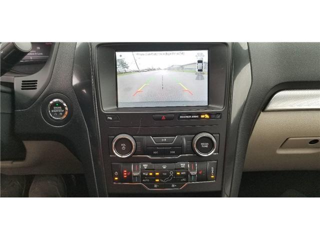 2019 Ford Explorer XLT (Stk: P8606) in Unionville - Image 20 of 22