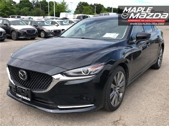 2018 Mazda MAZDA6 GT (Stk: 18-440) in Vaughan - Image 1 of 5