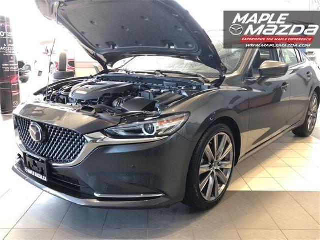 2018 Mazda MAZDA6 Signature (Stk: 18-447) in Vaughan - Image 1 of 5