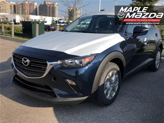 2019 Mazda CX-3 GS (Stk: 19-002) in Vaughan - Image 1 of 5