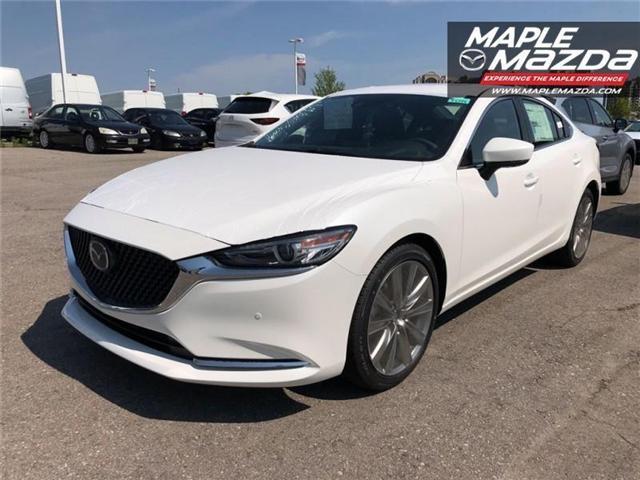 2018 Mazda MAZDA6 Signature (Stk: 18-500) in Vaughan - Image 1 of 5
