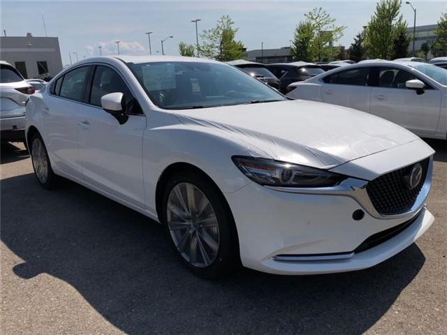 2018 Mazda MAZDA6 Signature (Stk: 18-500) in Vaughan - Image 4 of 5