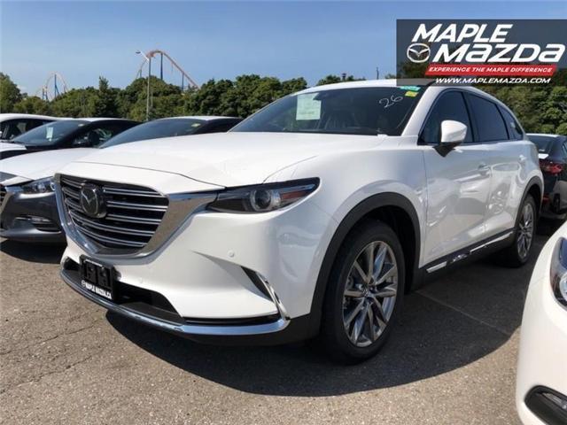 2019 Mazda CX-9 GT (Stk: 19-028) in Vaughan - Image 1 of 5